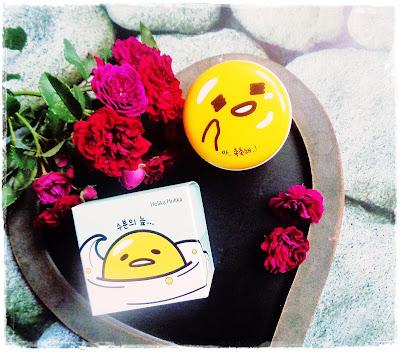 Holika Holika, Gudetama Ceramide Capsule Cream, Lazy&Joy