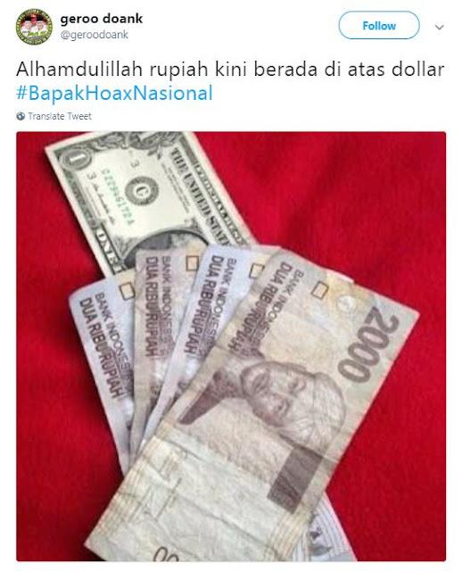 10 Meme 'Rupiah VS Dollar' Ini Bikin Senyum-senyum Sendiri