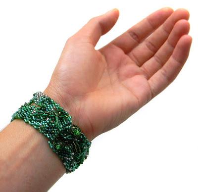 купить украшения из бисера браслет бохо эльфийский ру