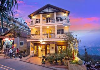 Khách sạn sapa cosiana hotel