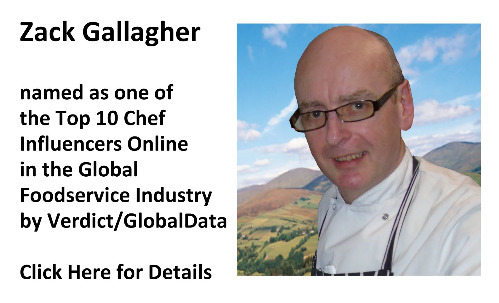 One of Ireland's most Influential Food Promoters