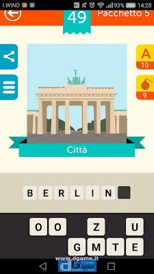 Iconica Italia Pop Logo Quiz soluzione pacchetto 5 livelli 49-75