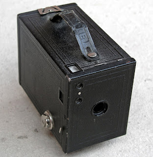 Kodak Brownie No.2 - History of Medium Format Photography