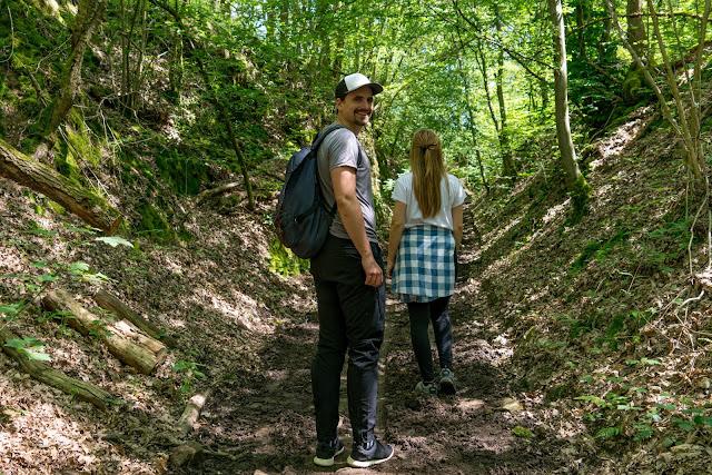 Natursteig Sieg Etappe 8 Schladern bis Au (Sieg) | Wandern im Siegtal Natursteig Sieg 07