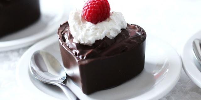 Cara Membuat Resep Puding Cokelat Susu Super Enak