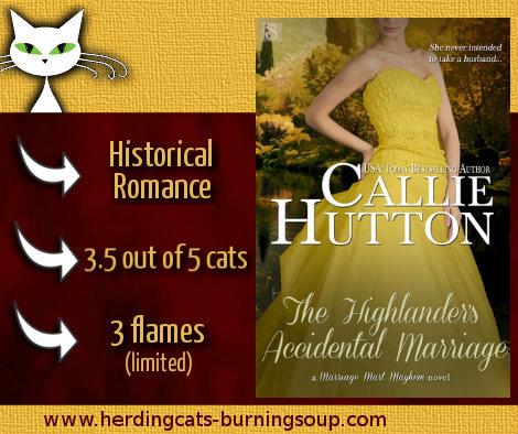 herding cats & burning soup: The Highlander's Accidental