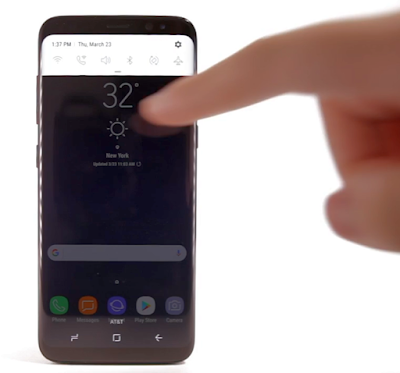 Galaxy S8 Settings