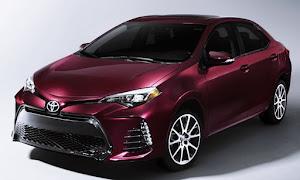 2019 Toyota Corolla Verso Sport