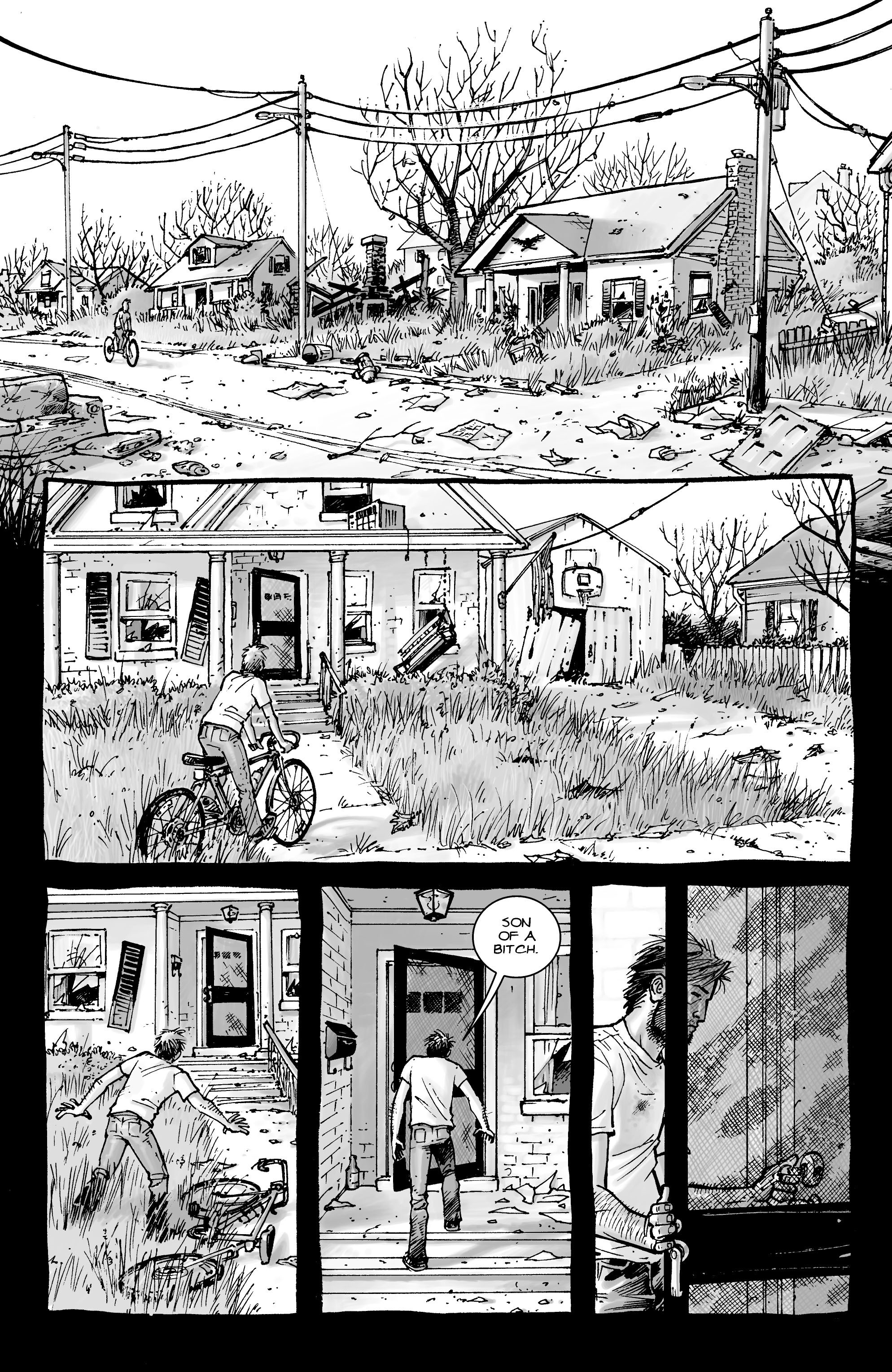 The Walking Dead issue 1 - Page 14