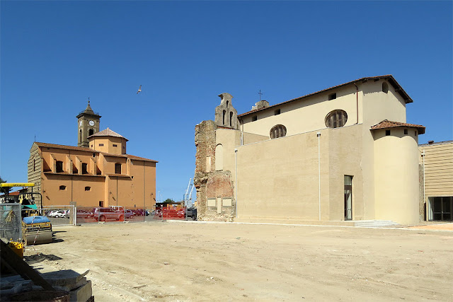 Church of San Ferdinando, Luogo Pio, Livorno
