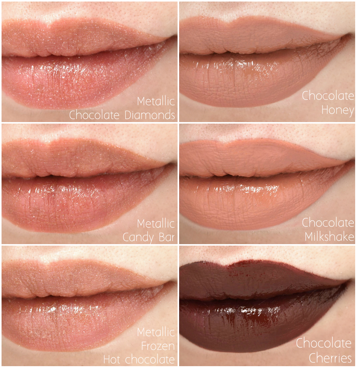 Too Faced Melted Chocolate Liquified Lipsticks: Review and ...