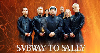 Photo des membres du groupe Subway To Sally
