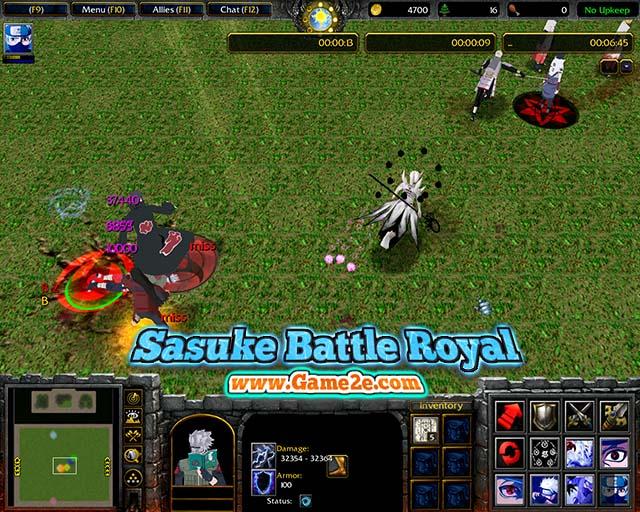 2vns. Com naruto battle royal v6. 25. W3x warcraft 3 map | warcraft 3.