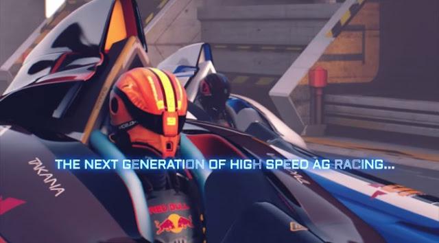 Formula Fusion podría llegar finalmente a Switch