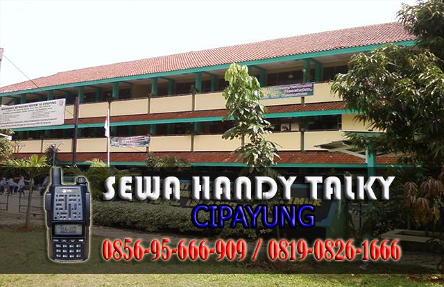 Pusat Sewa HT Cipayung  Pusat Rental Handy Talky Area Cipayung