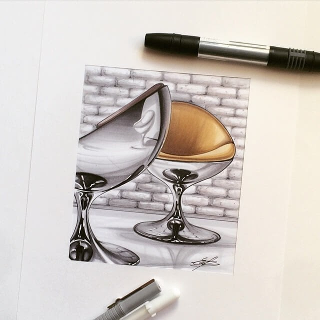 09-Tulip-Chair-Elena-Ivannikova-Modern-and-Light-Interior-Design-Drawings-www-designstack-co