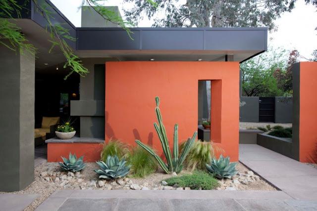แบบสวนหน้าบ้านขนาดเล็ก