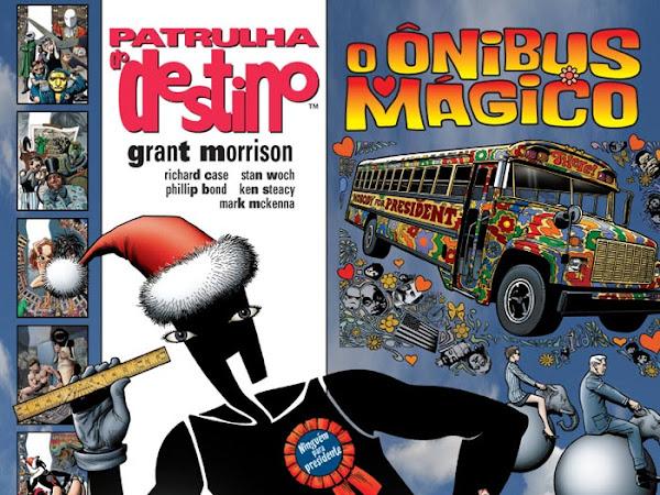 Lançamentos: Panini Comics - Vertigo Comics