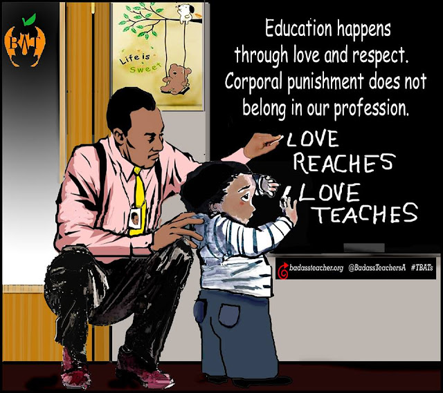Big Education Ape Corporal Punishment Does Not Belong In -2992