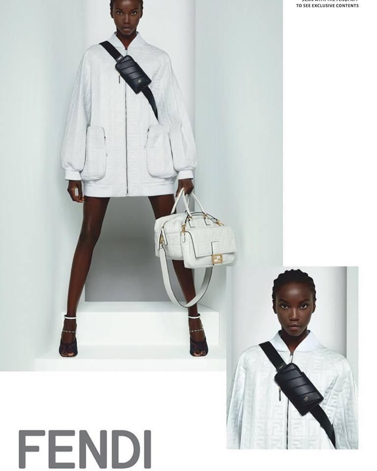 Fendi Spring/Summer 2019 Campaign