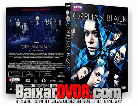 Orphan Black – 3ª Temporada Completa (2015) DVD-R Autorado