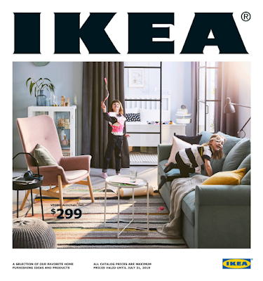 Browse the New 2019 IKEA Catalog United Kingdom - UK