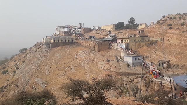 Samodh Temple or Veer Hanumanji, Jaipur