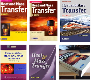 HEAT AND MASS TRANSFER BOOK PDF