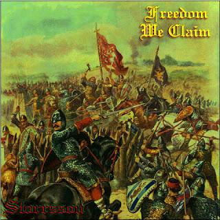 """Το ep των Storrsson """"Freedom We Claim"""""""