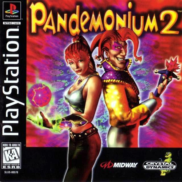 Pandemonium! 2 - PS1 - ISOs Download