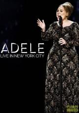 Imagem Adele: Live in New York City - HD 720p