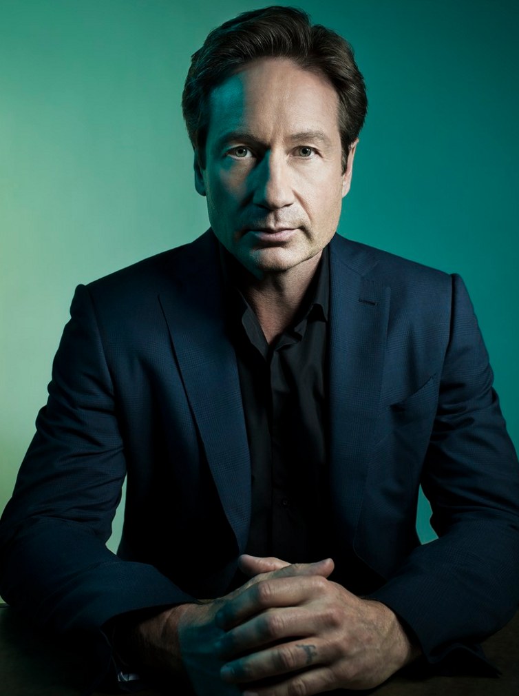 Duchovny Central : Var...