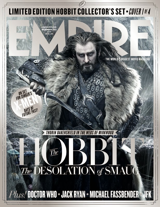 The Hobbit: The Desolation of Smaug Empire Magazine