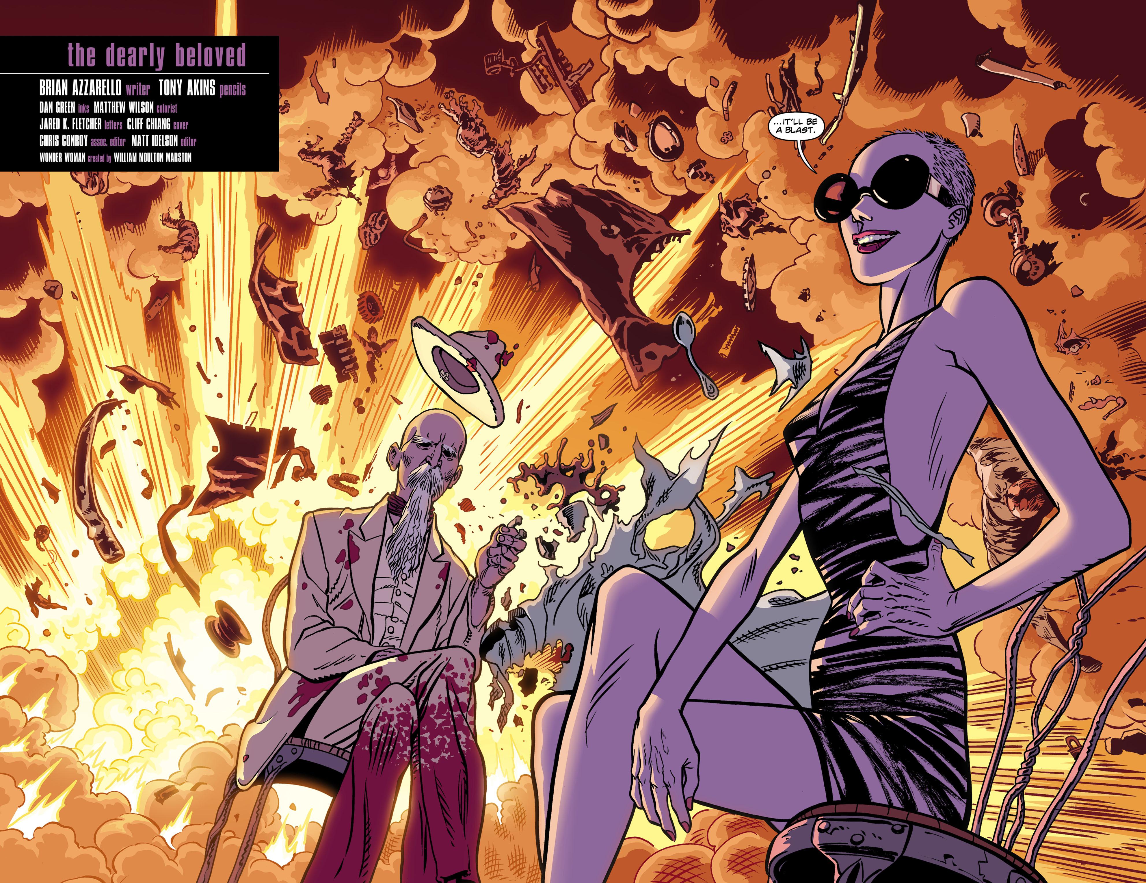 Read online Wonder Woman (2011) comic -  Issue #9 - 3