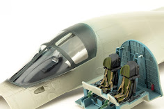Construction Guide Pt.2: Kitty Hawk 1/48th scale Sukhoi Su-34 Fullback