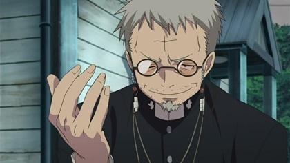 ฟูจิโมโตะ ชีโร่ (Fujimoto Shiro) @ Blue Exorcist: Ao no Exorcist มือปราบผีพันธุ์ซาตาน (เอ็กซอร์ซิสต์พันธุ์ปีศาจ)