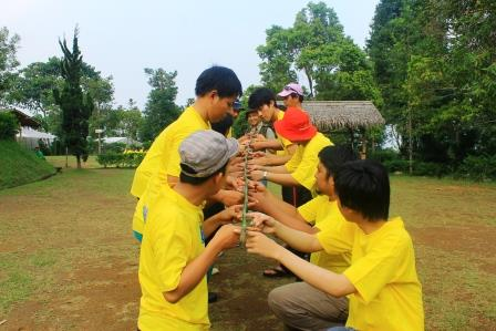 Outbound Bogor Training