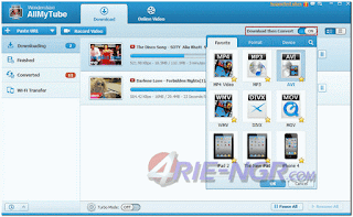 Wondershare AllMyTube 4.10.2.3 Full Version