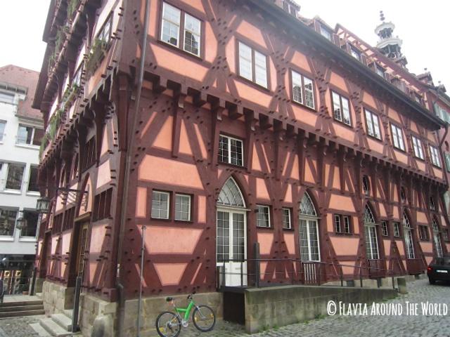 Casas de entramado de madera de Esslingen