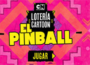 El Pinball: Loteria Cartoon