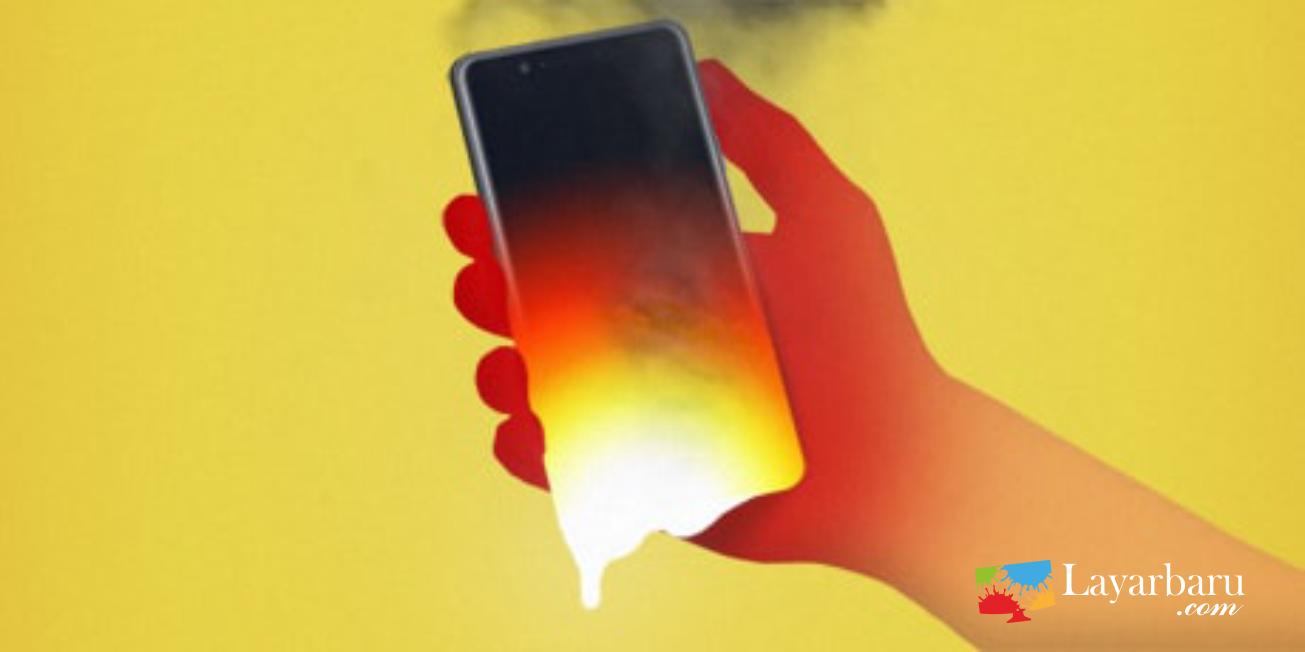 Cara Mengatasi Baterai Hp Android Yang Cepat Panas Layar Baru