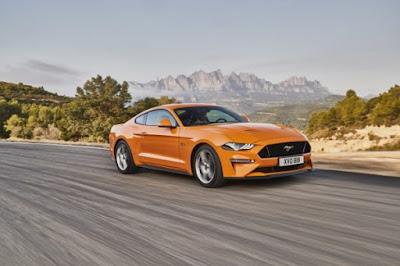 2018 Ford Mustang GT now with whisper mode