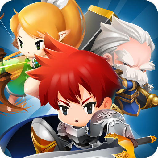 Dragon Warriors : Idle RPG Mod APK V1.3.4