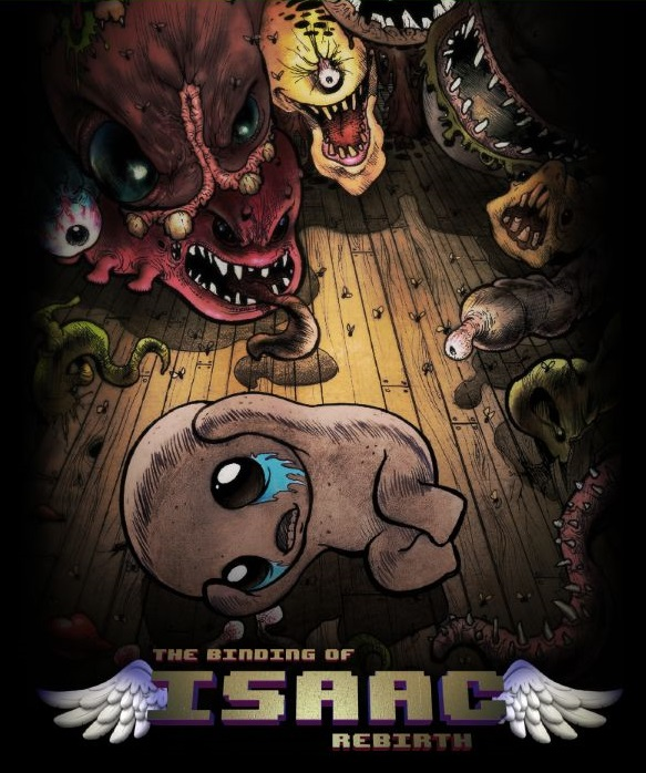 The Binding Of Isaac Afterbirth Pc Save Game