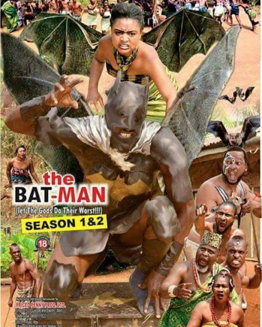10 - LMAO!! See The 10 Nollywood Movie Titles That Will Make You Laugh & Forget your Sorrows (Photos)