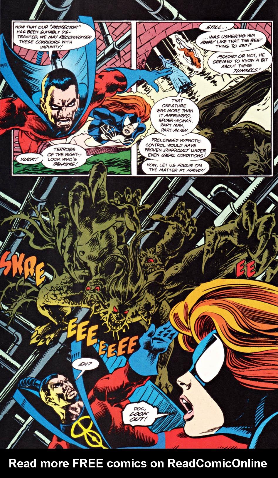 Read online Secret Defenders comic -  Issue #20 - 15