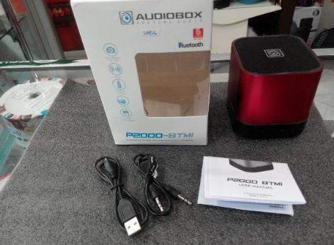Audiobox P2000 BTMI
