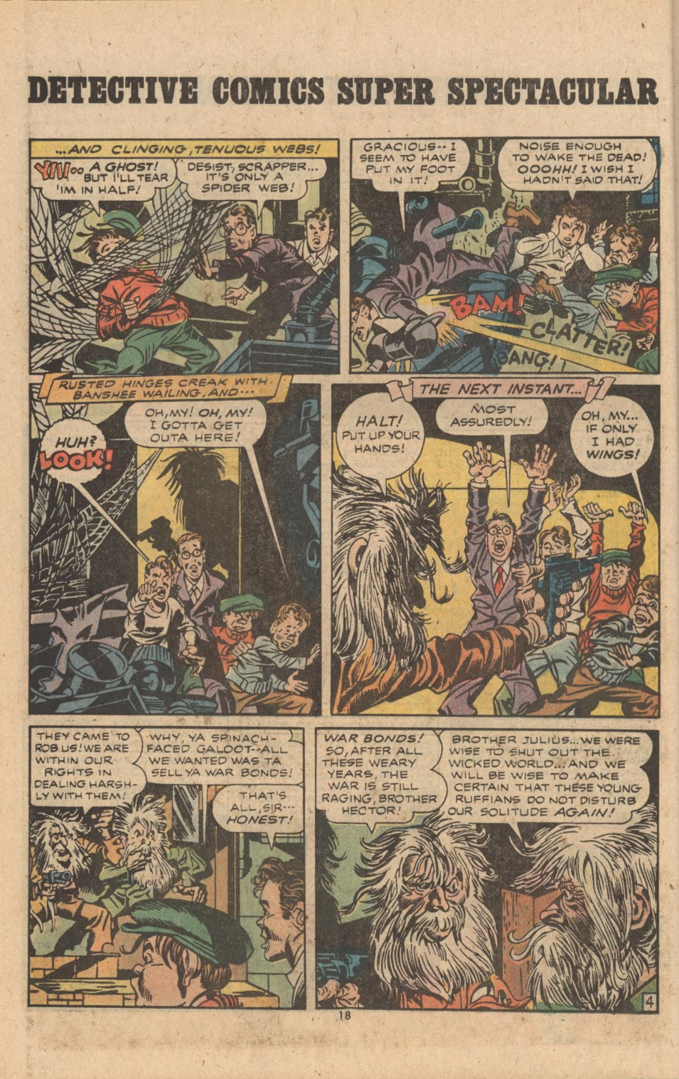 Detective Comics (1937) 442 Page 17