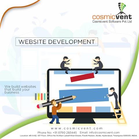 Web Development  In Hyderabad | Web Development Services
