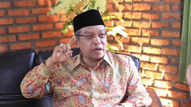 Nasab KH Said Aqil Siradj Terhubung Sampai Rasulullah Versi Data Kesultanan Cirebon